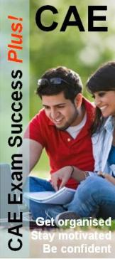 CAE Exam Success Plus